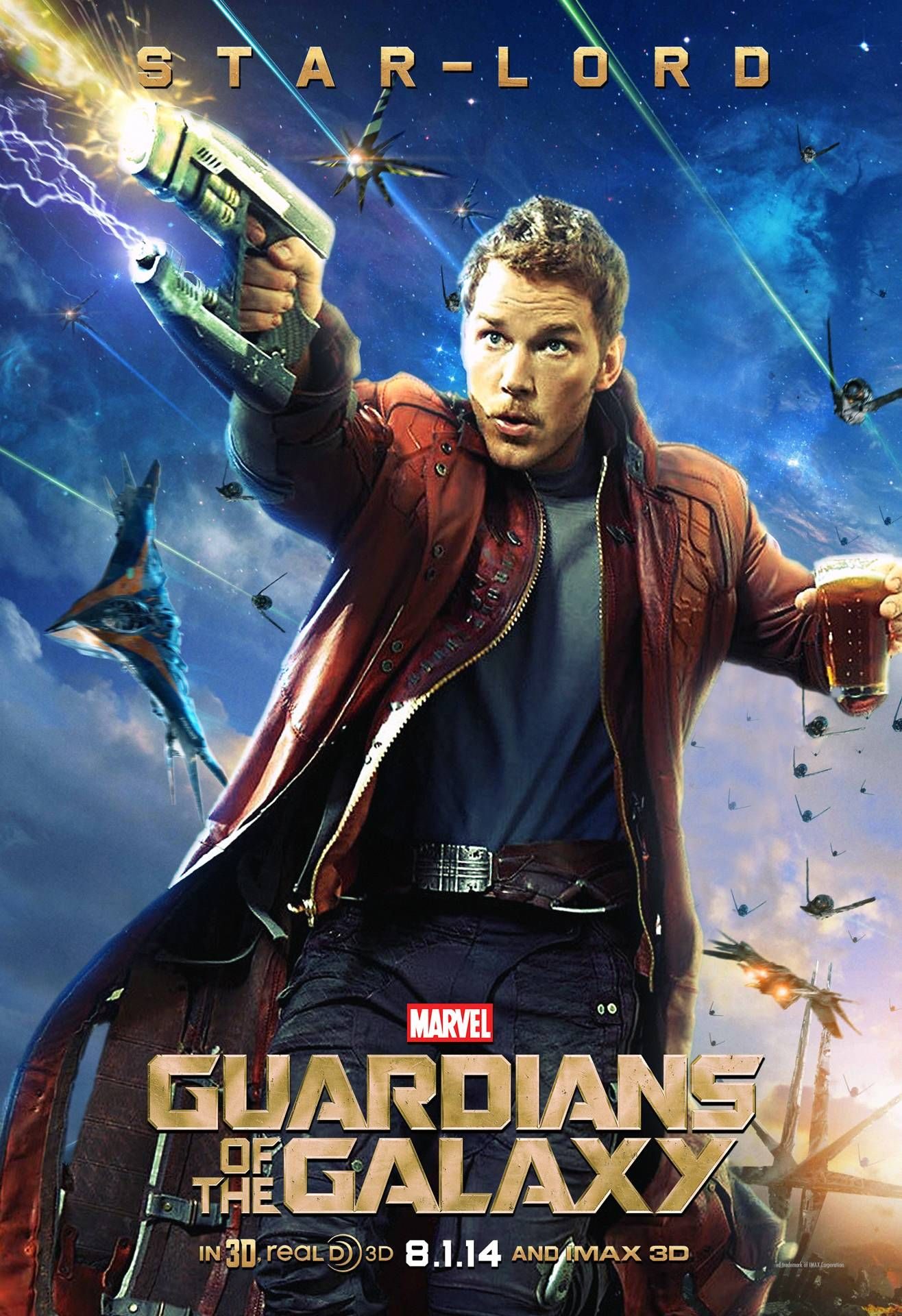 Guardians Of Galaxy Posters