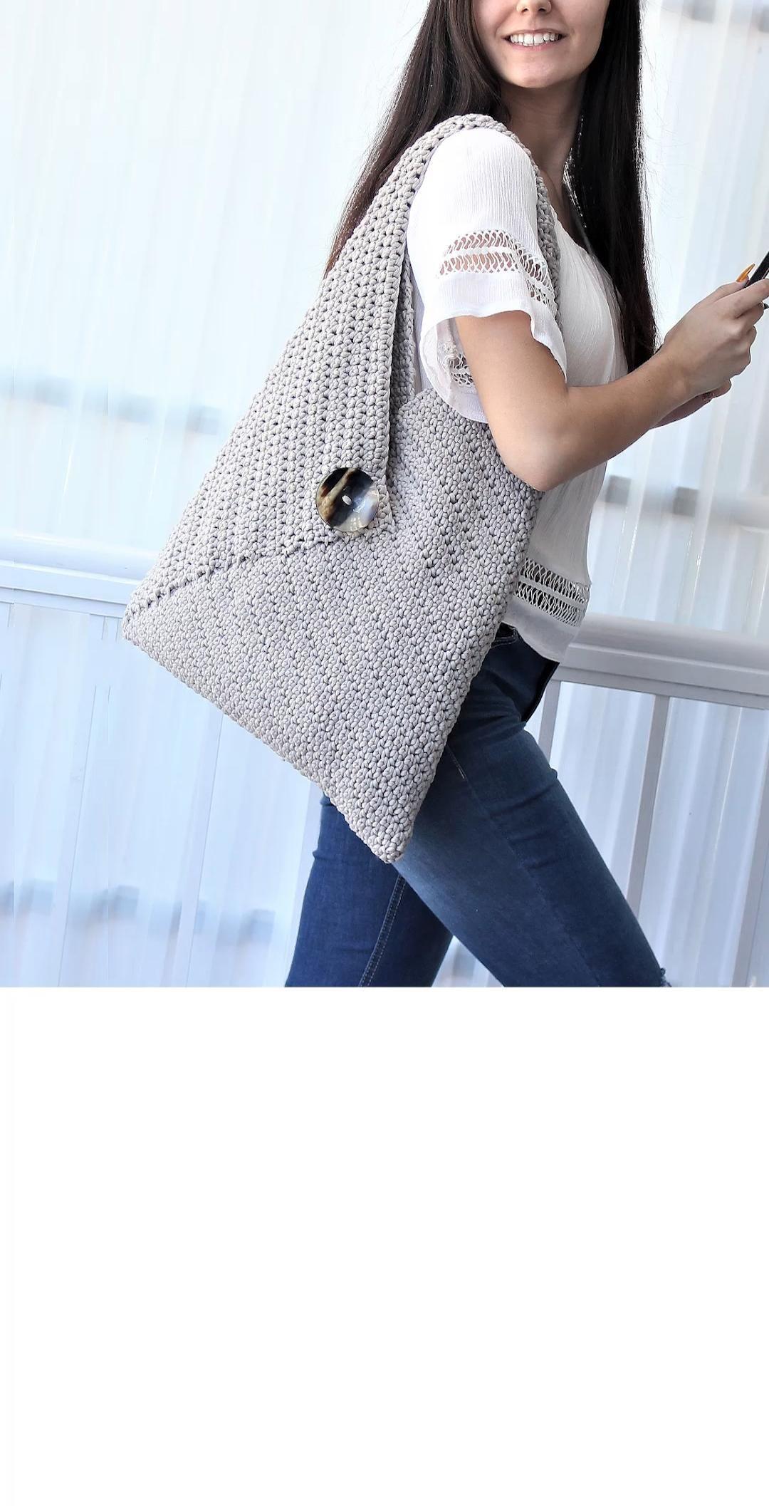 Crochet BAG patterns - pdf - instant download