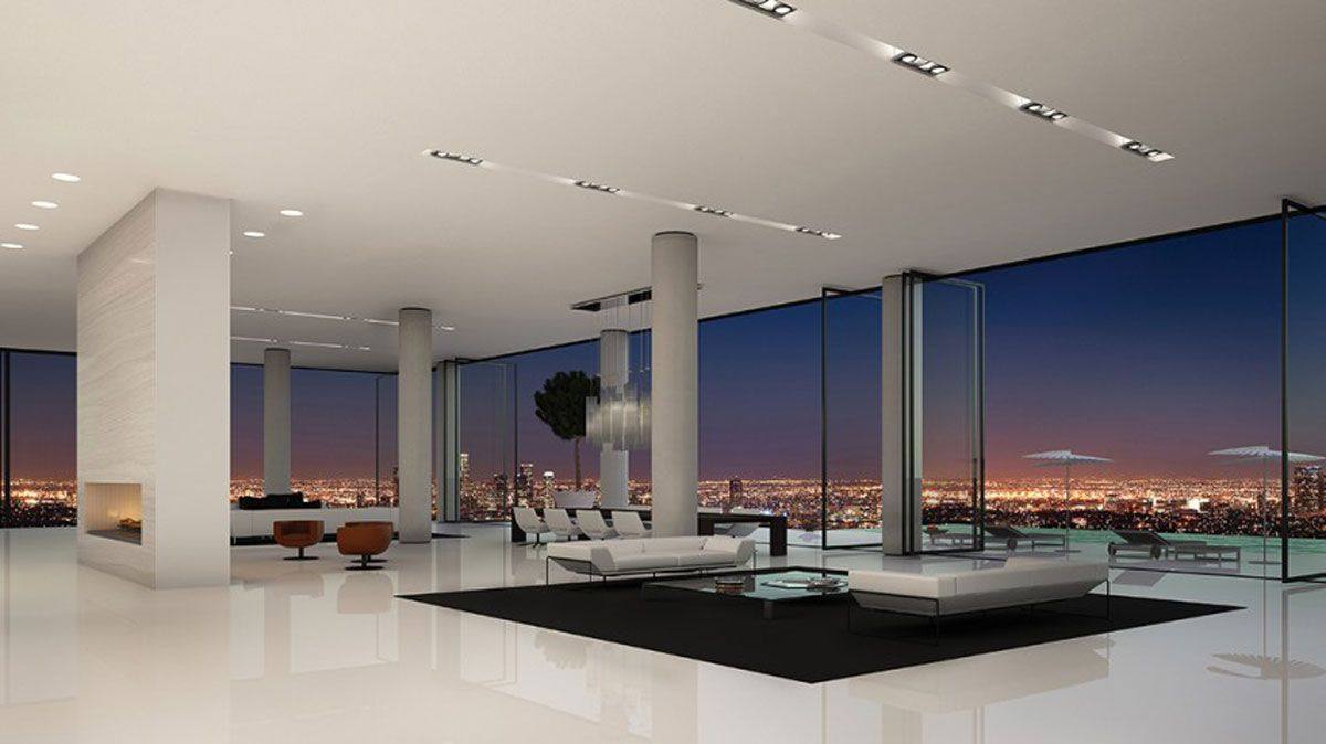 Hollywood Penthouse - Simplicity Wins Everytime!