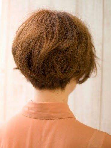 Wedge Hairstyle 2014 Short Hair Back Short Hair Back View Short Wedge Hairstyles