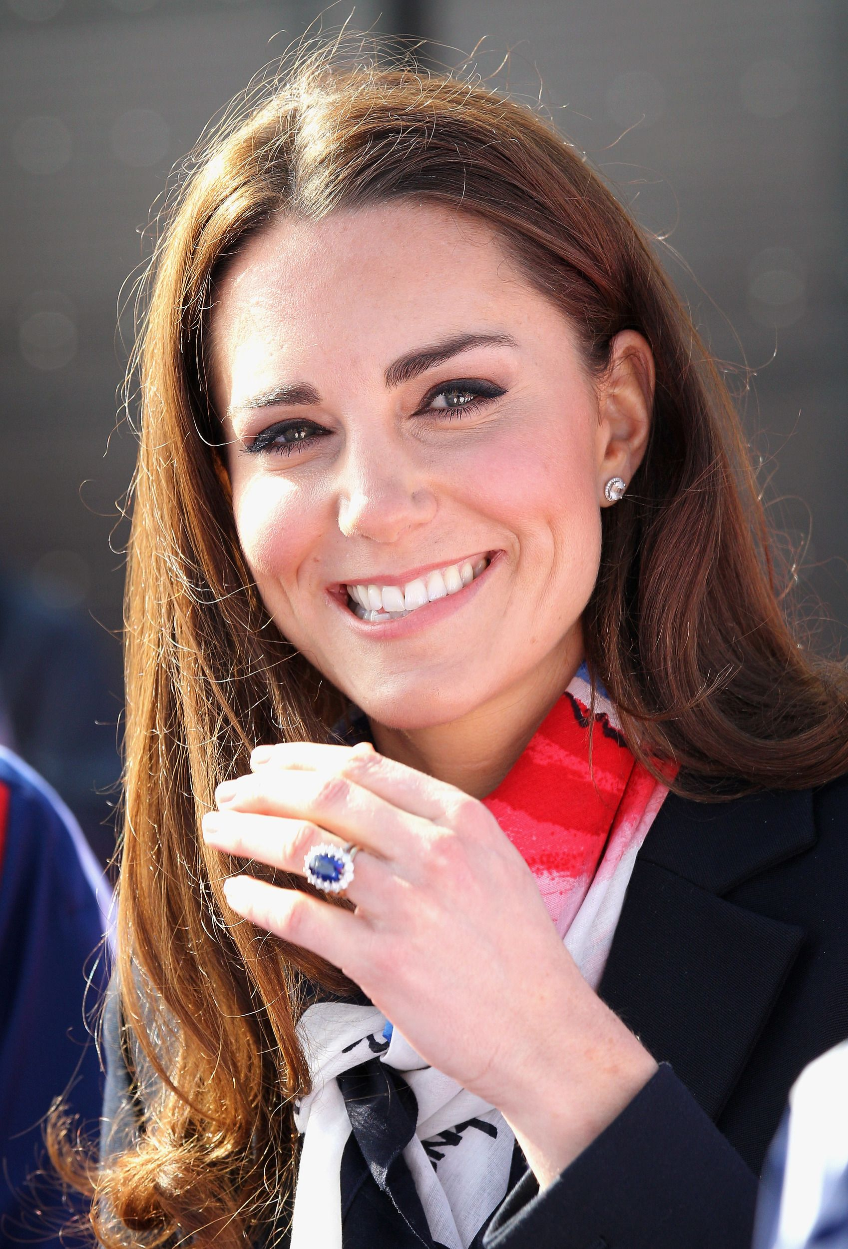 Duchess Kate\'s engagement ring is now worth 10 times its original ...