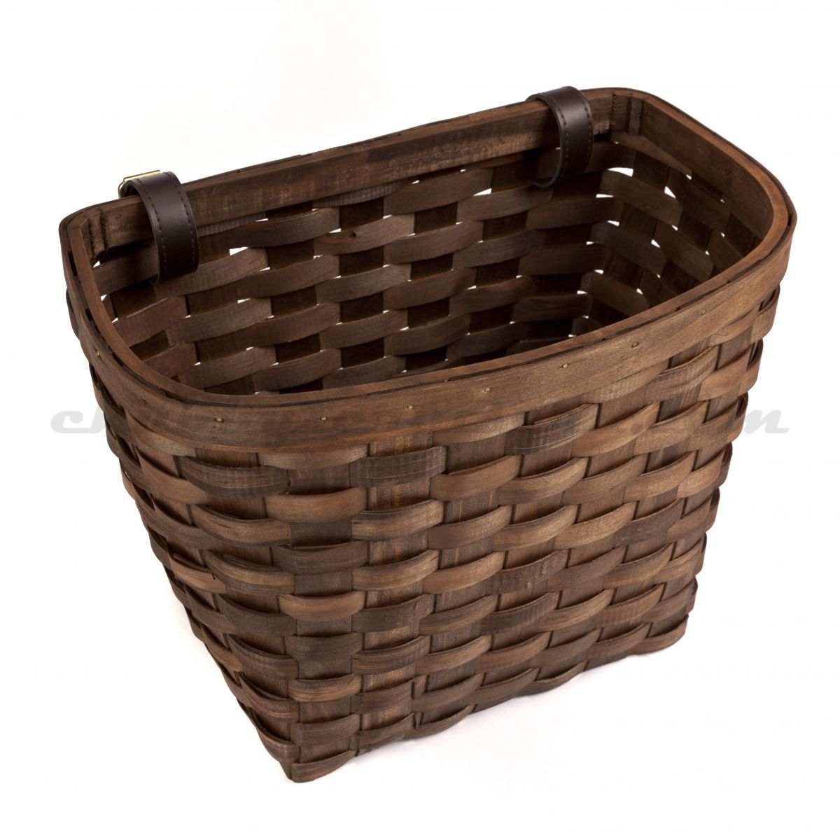 Cross Hatch Bicycle Basket