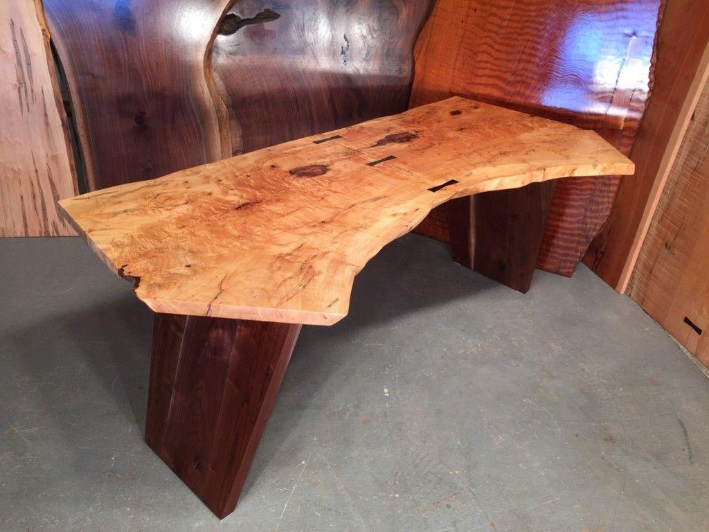 Wood Slab Dining Tables Wood Slab Dining Table Custom Wood
