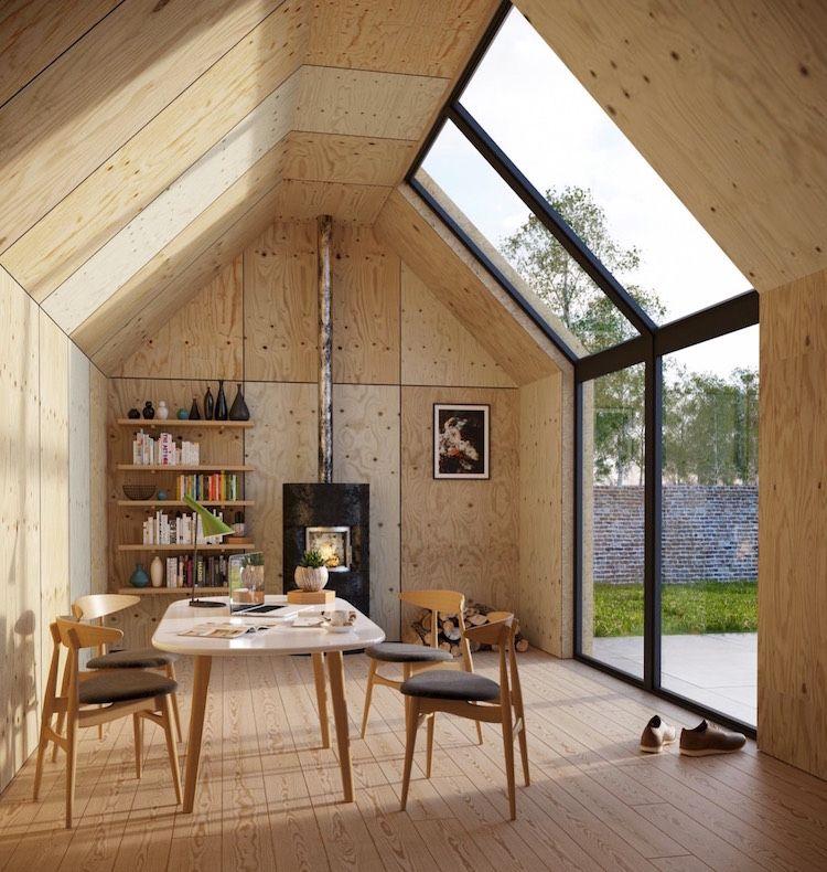 Salle à manger bois moderne \u2013les influences et les éléments à - Salle A Manger Parquet