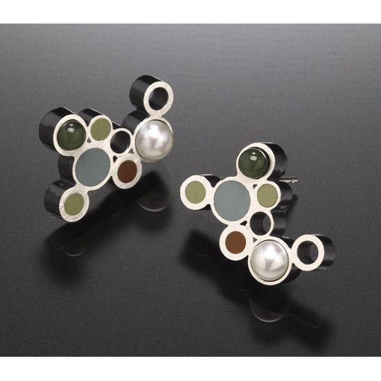 Kinzig Design Jewelry Susan Kinzig Earrings 25b Artistic Artisan