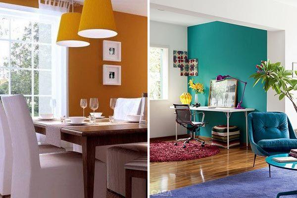 4 propuestas de diseño interior para actualizar el salón-comedor ...