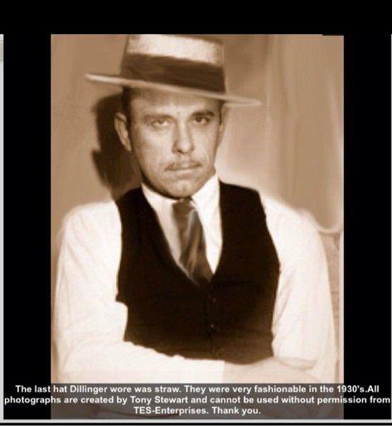 Johnnie dillinger