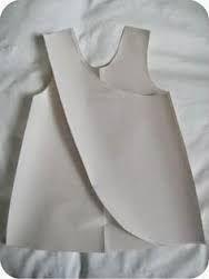 Resultado de imagen para vestidos para niñas de 6 años con moldes gratis