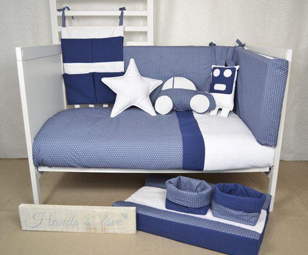 Ropa de cuna ideal para la habitaci n del beb costura pinterest baby baby n hanleitungen - Baby jungenzimmer ...