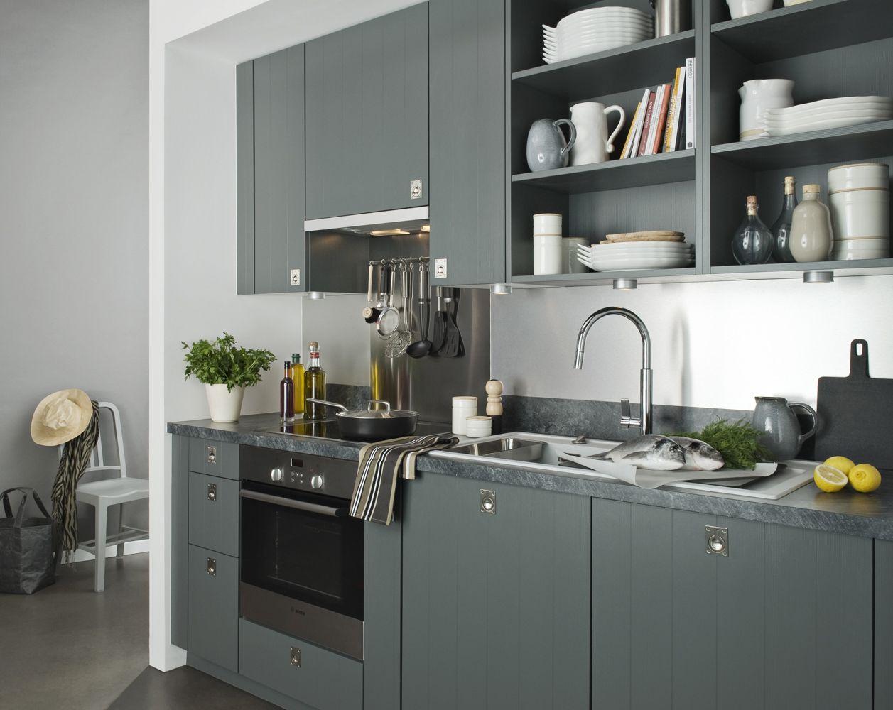 Darty Cuisine - Nos cuisines - Petite surface - Raffinée et ...