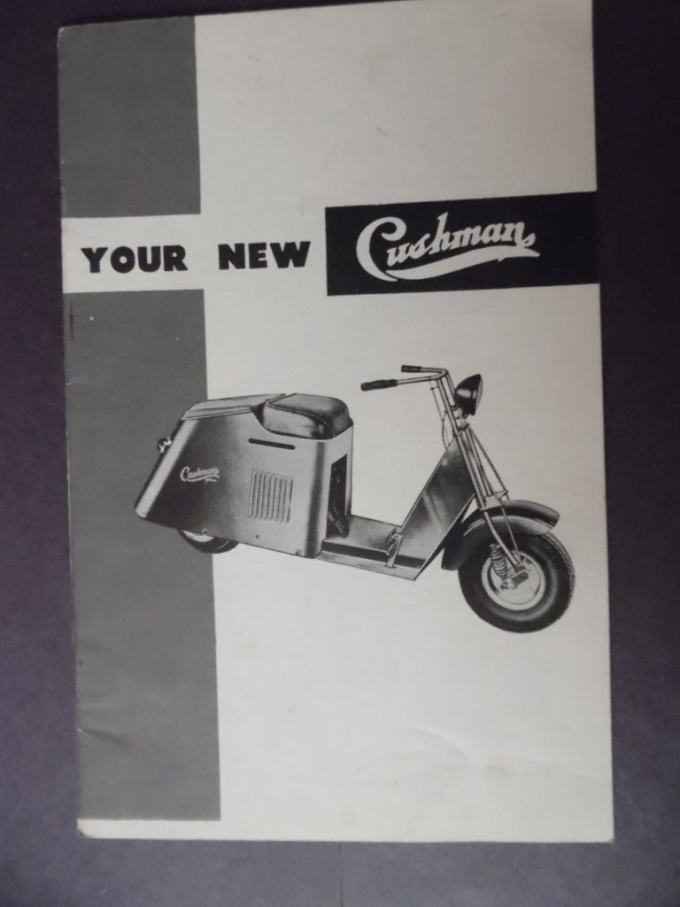 Wiring Diagram For A Cushman Scooter Detailed Schematic Diagrams Buddy Repair Manual Data U2022 Eagle