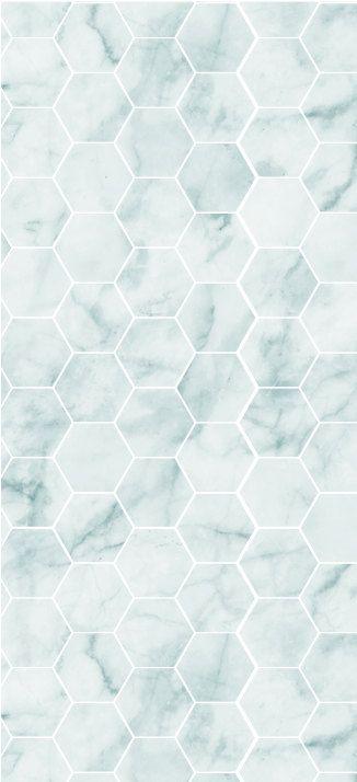 Removable Wallpaper Peel And Stick Wallpaper Hexagon Hexagon Wallpaper Marble Wallpaper Removable Wallpaper