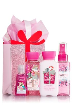 Twisted Peppermint Merry Minis Gift Kit Signature Collection