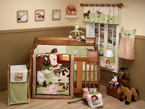 Baby Boy Nursery Farm Animals Google Search