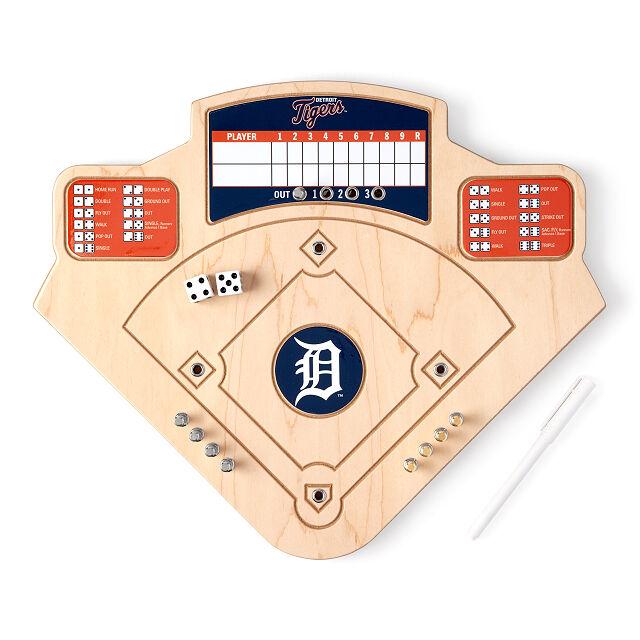 Home Team Baseball Game Sports Board Game Uncommon Goods Baseball Games Sports Board Games Games