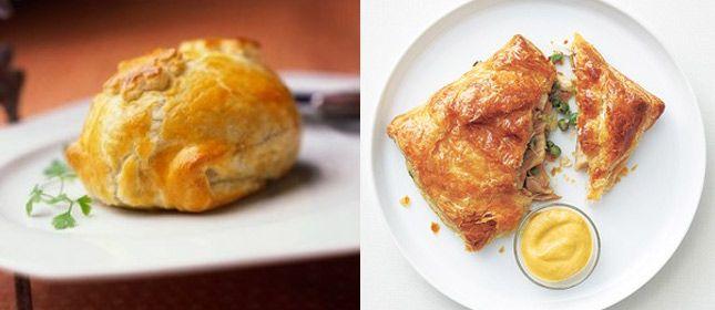 Hojaldre De Pollo Food Breakfast Toast