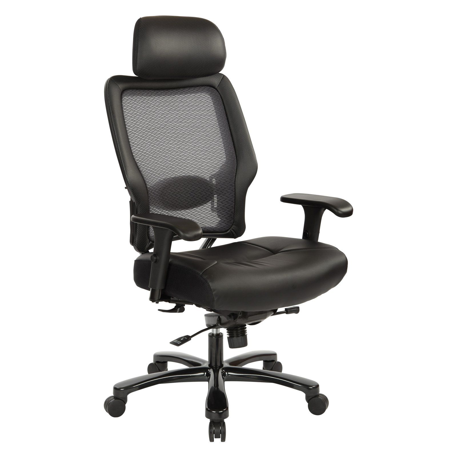 Best Space Seating Executive Big And Tall Executive Chair 400 x 300