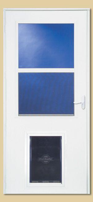 Door For Deck Www Larsondoors Has 14 X 23 Preinstalled Pet