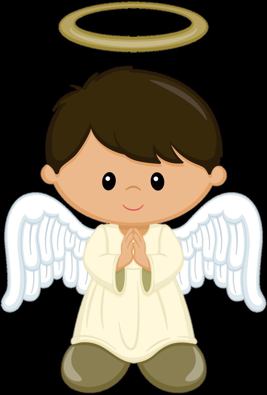 Boy Angel Clip Art - Angels Clipart De