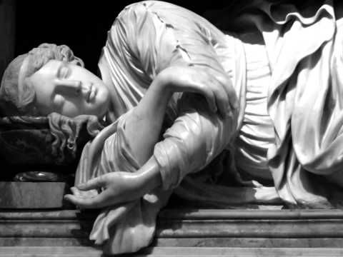 Nicola Menghini, Santa Martina, 1635. Iglesia de san Lucas y santa Marti...