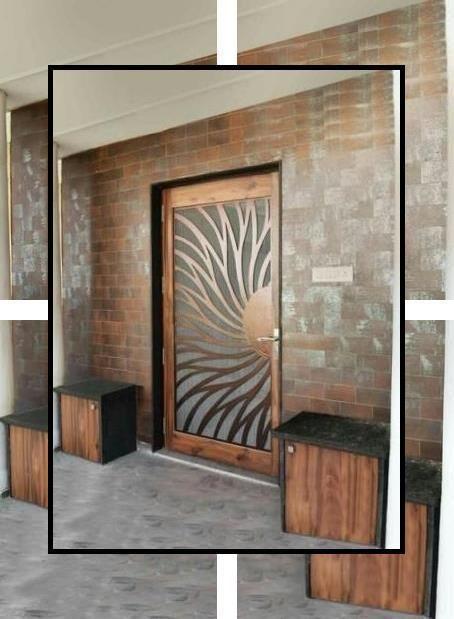 Photo of White Wooden Doors | Custom Wood Exterior Doors | Windows And Doors