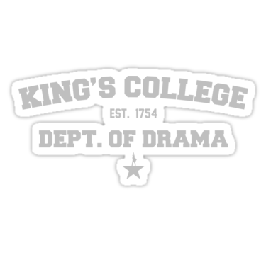 King S College By Iamhamiltrash King S College College Stickers College