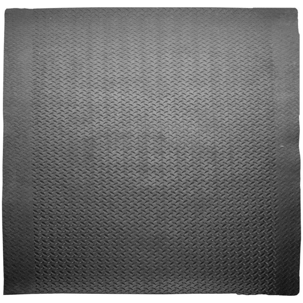 BOOMERANG RUBBER 6.5 ft. Truck Mat fits Ford 2015+ F150 in