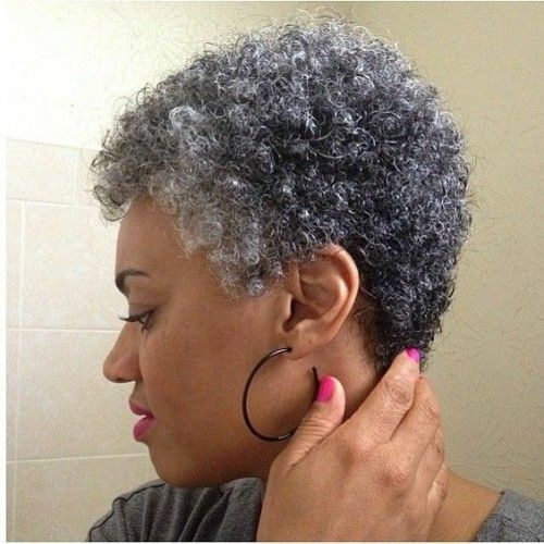 Shiny 58 Short Hairstyles For Black Women Over 50 Hair Natural