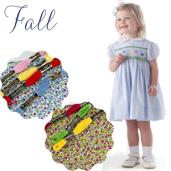 Fall Lee For All Seasons Kit Fall Yoke Dress Childrens