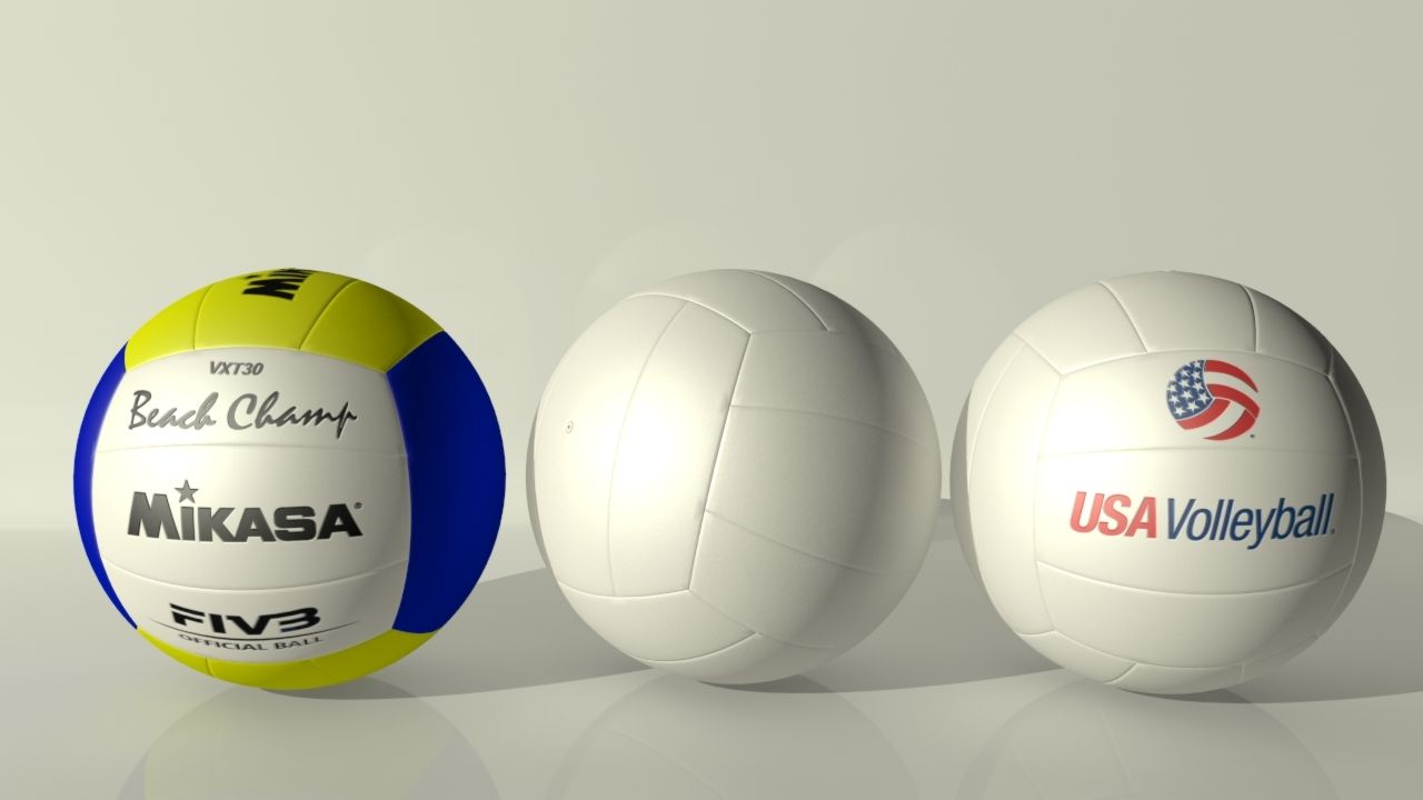 Volley Ball Collection Volleyball Ball Volley