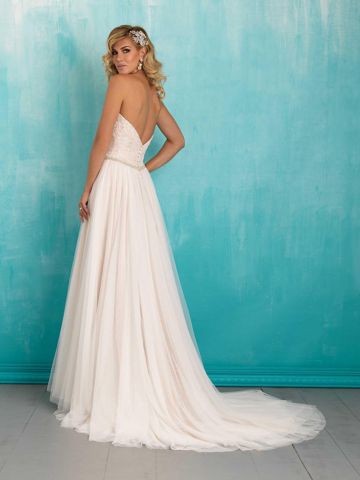 Allure Bridals 9324 Available At Lulu S Bridal Boutique Dallas Texas Wedding Dressesbridal