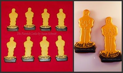 The Painted Cookie: Academy Awards