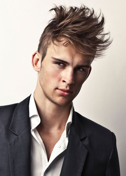 Marvelous Nice Hairstyles Men And 30S Hairstyles On Pinterest Hairstyles For Men Maxibearus