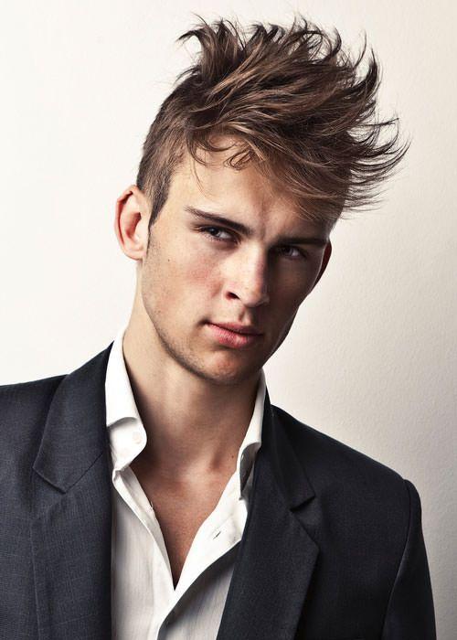 Awe Inspiring Nice Hairstyles Men And 30S Hairstyles On Pinterest Short Hairstyles Gunalazisus