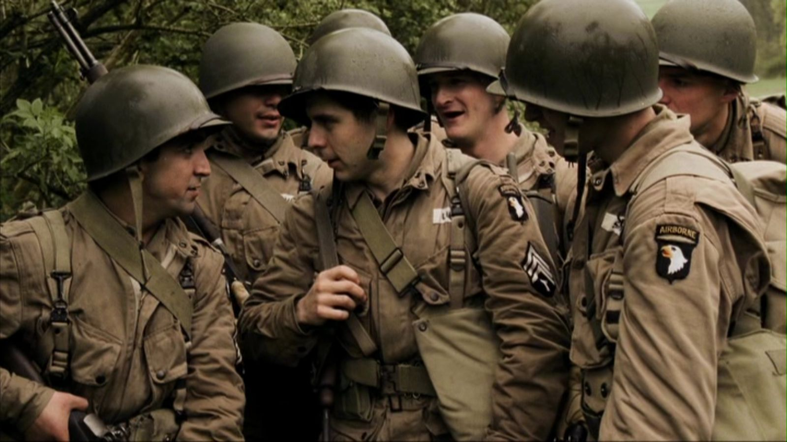 Band Of Brothers Why We Fight Quotes: Band Of Brothers Amazing Costumes For The Movie