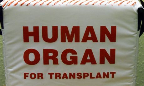 Organ shortage.  If you're not going to be using it, why not give it to someone else who will?