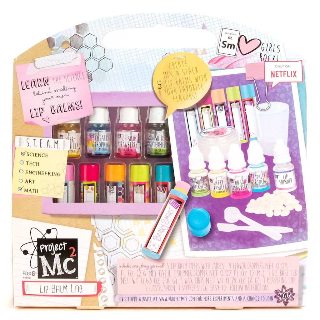 Project Mc2 Lip Balm Lab Summer Ultimate Guide To Fun