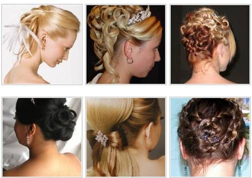 Wonderful Step By Step Hair Updos | ... Prom U0026 Party Hairstyle For Long Hair 2013 DIY  Step By Step Pinterest