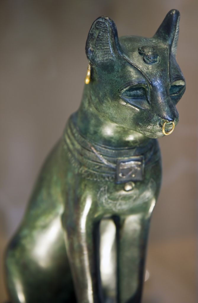 Pin by Erin Wefel on Egyptian Cats | Cats in ancient egypt ...