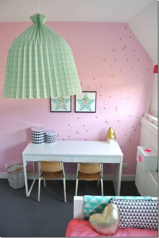 DIY fai da te per la camera dei bambini Camera bambina