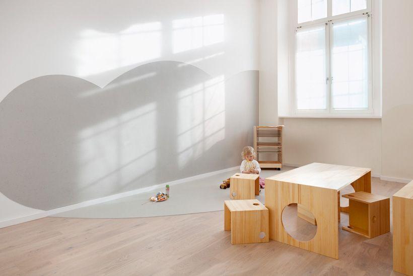 kita regenschirm - nach dem umbau | - f, Schlafzimmer design