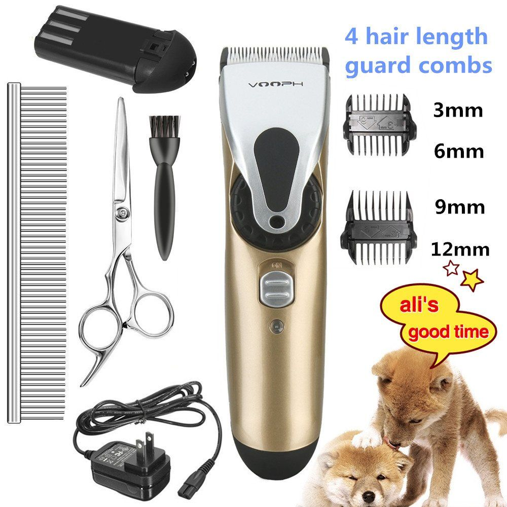 Pet Grooming Clippersihoven Professional Cordless Dog
