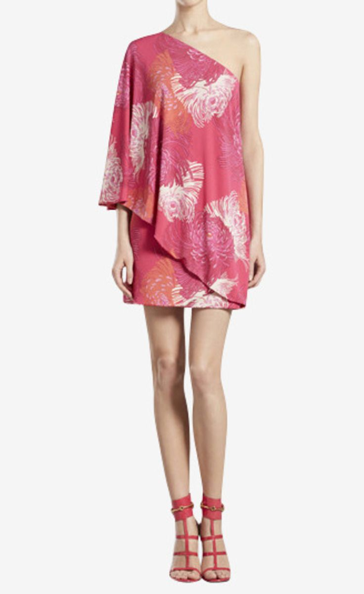 Gucci Pink Dress....if I was skinny....with great shoulders....and a ...