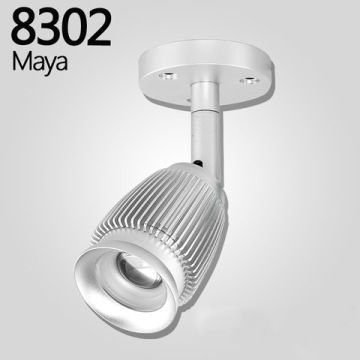 3W COB Surface Mounted Led Ceiling Light Adjustable Angle