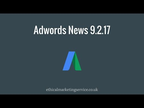 #Adwords News - Automated Call Extensions 9th Feb 2017