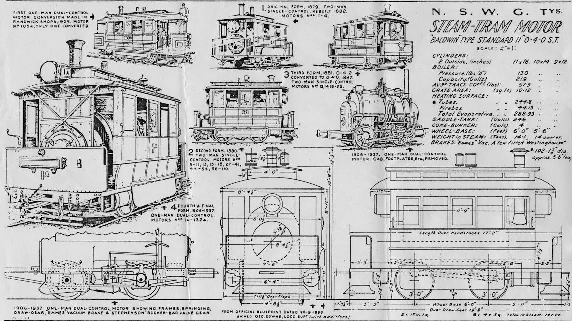 baldwin steam tram plans trams trolleys light rail pinterest rh pinterest com