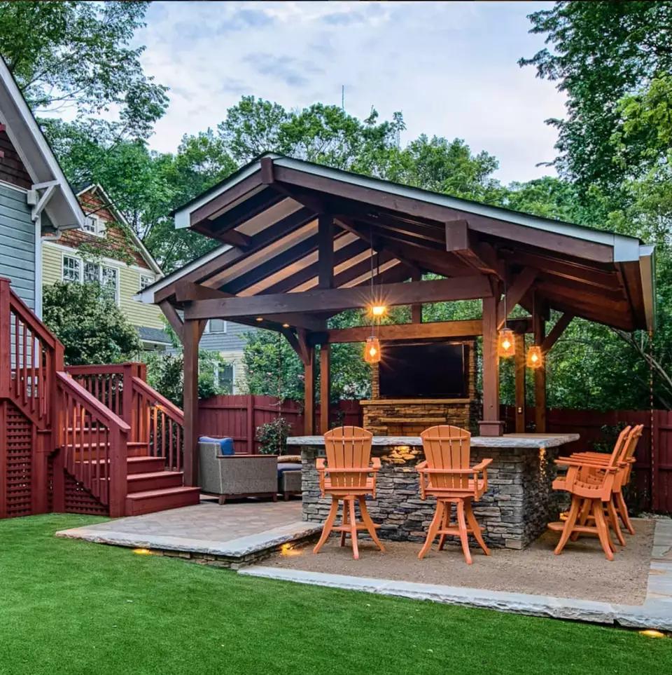 50 Pergola Designs: 50 Great Backyard Landscaping Ideas