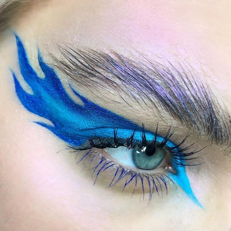 - makeup artistico -