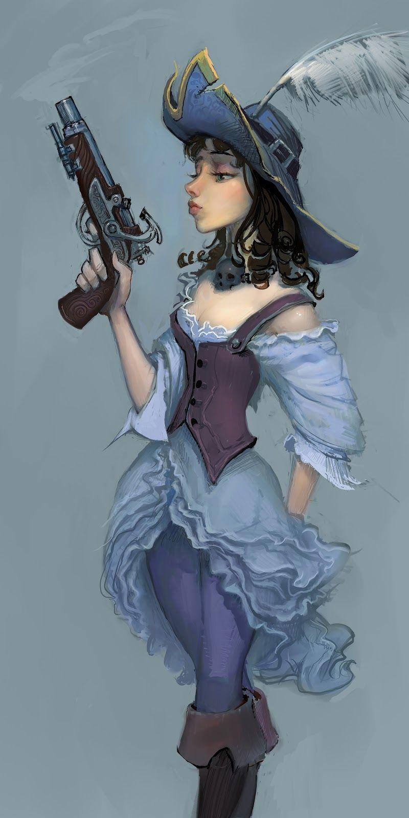 Pirata - Ilustração