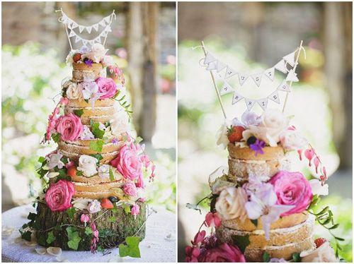 Boho Wedding Cake Bohowedding Weddingtips Brieonabudget
